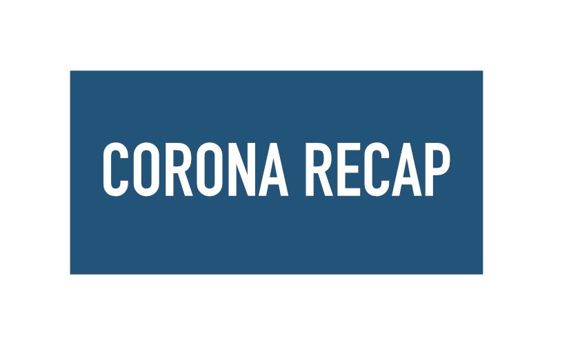 Corona-Recap